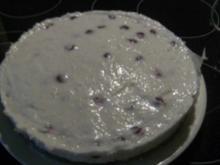 Joghurt-Kirsch-Torte - Rezept