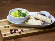 Camembert-Cashew-Röllchen - Rezept - Bild Nr. 5201