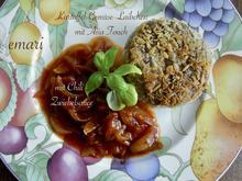 Kartoffel - Gemüselaibchen mit Asiatouch - Rezept - Bild Nr. 5232