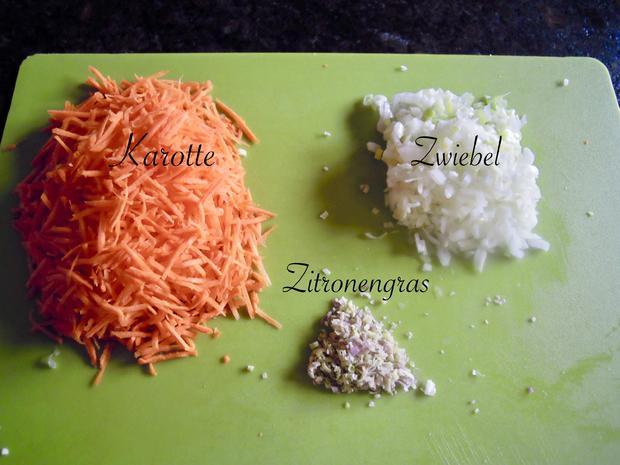 Kartoffel - Gemüselaibchen mit Asiatouch - Rezept - Bild Nr. 5