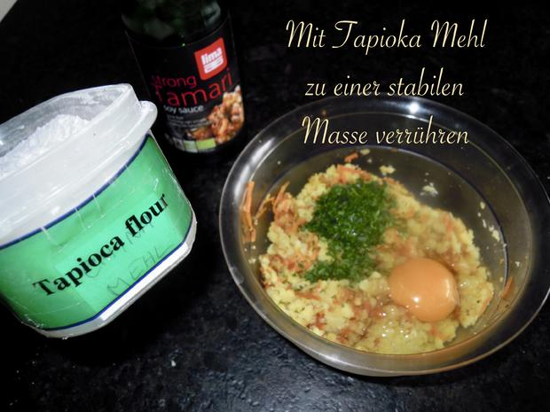 Kartoffel - Gemüselaibchen mit Asiatouch - Rezept - Bild Nr. 5201