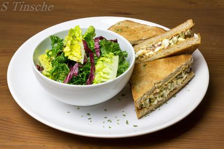 Eier-Sandwich - Rezept - Bild Nr. 5201