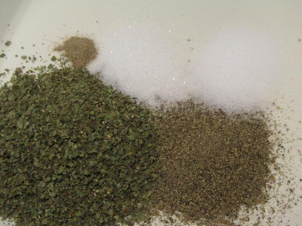 Wurst: Geflügelleberwurst mit Walnüssen - Rezept - Bild Nr. 5221