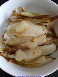 Biggi`s Gemüsebeilagen = Chicoreè mit Knusperrand - Rezept - Bild Nr. 2