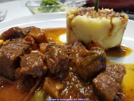 Fleisch / Rind = Rindergulasch aus dem Kammstück  à la Biggi - Rezept - Bild Nr. 11