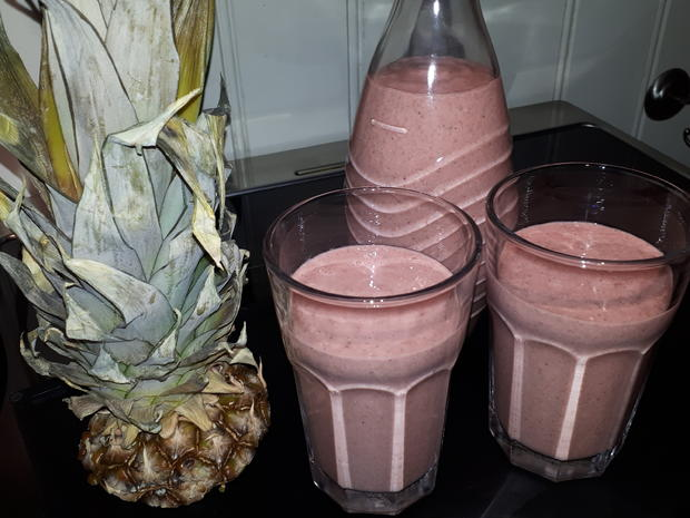 BiNe ` S TROPICAL SMOOTHIE - Rezept - Bild Nr. 5247