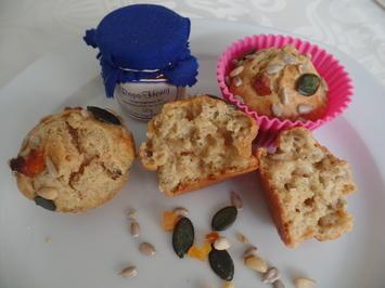Sonntags-Muffins - Rezept - Bild Nr. 5247