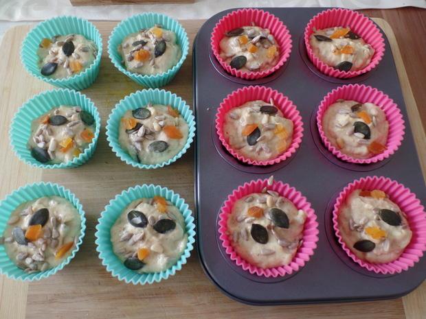Sonntags-Muffins - Rezept - Bild Nr. 5248