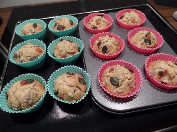 Sonntags-Muffins - Rezept - Bild Nr. 5250