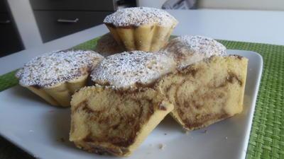 "Rezept: ""Sponge""-Cup-Cakes mit Espresso"