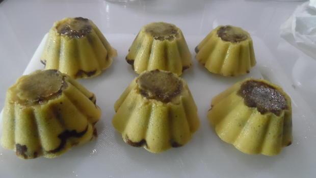 """Sponge""-Cup-Cakes mit Espresso - Rezept - Bild Nr. 3"