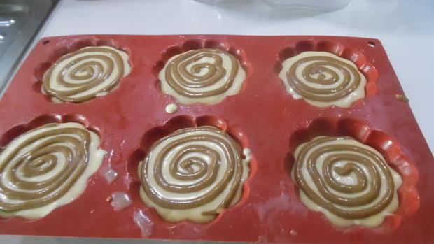 """Sponge""-Cup-Cakes mit Espresso - Rezept - Bild Nr. 5"