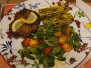 Paprika Steak mit Beilagen V - Rezept - Bild Nr. 5248