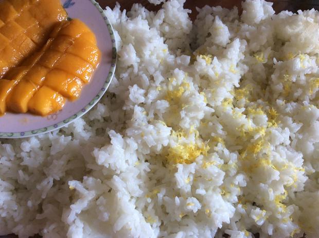 Reispfanne, leicht scharf, anglo-indisch, inspiriert vom Rezept Kedgeree - Rezept - Bild Nr. 5257