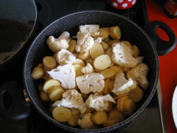 Blumenkohl Kartoffel Gratin - Rezept - Bild Nr. 2