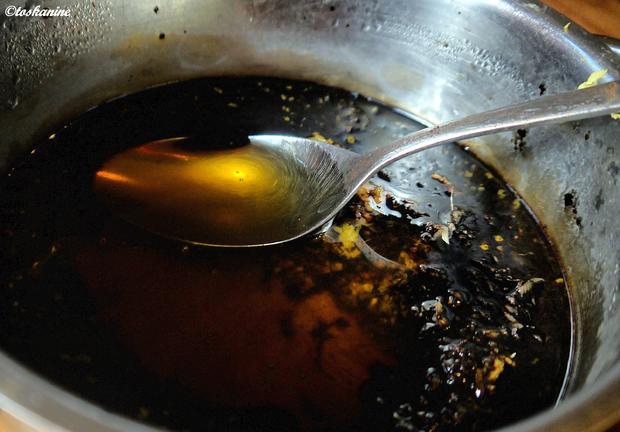 Ingwer-Kotlett mit Süßkartoffel-Pommes, Zitronen-Koriander-Majo - Rezept - Bild Nr. 5280