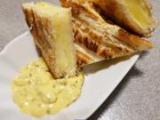 Toast à la Hawai  (schnelle Variante) - Rezept - Bild Nr. 5283