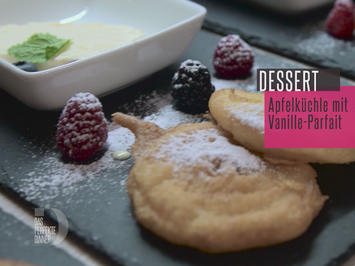 Rezept: Vanille-Parfait