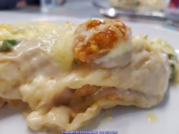 Manicotti (Pasta) Auflauf - Rezept - Bild Nr. 5308
