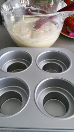 "Oma Löffel`s Kuchen = ""Veganer"" Rührkuchen (in der Kinderbackform) - Rezept - Bild Nr. 3"