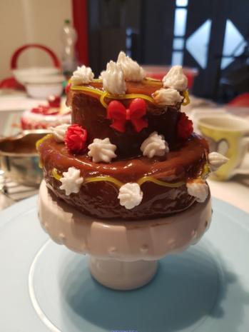 "Oma Löffel`s Kuchen = ""Veganer"" Rührkuchen (in der Kinderbackform) - Rezept - Bild Nr. 12"
