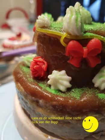 "Oma Löffel`s Kuchen = ""Veganer"" Rührkuchen (in der Kinderbackform) - Rezept - Bild Nr. 13"