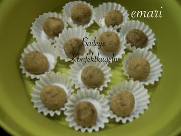 Baileys Konfekt Kugeln - Rezept - Bild Nr. 2
