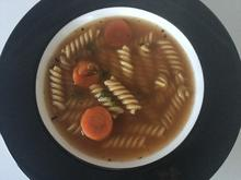 Einfache Gemüsesuppe für Faule - Rezept - Bild Nr. 5305