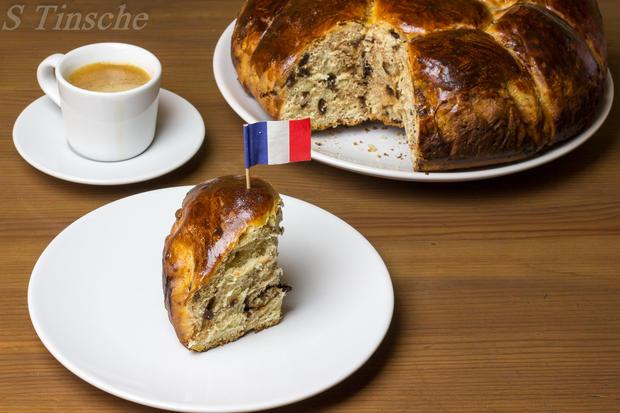 Französische Schoko-Brioche - Rezept - Bild Nr. 5309