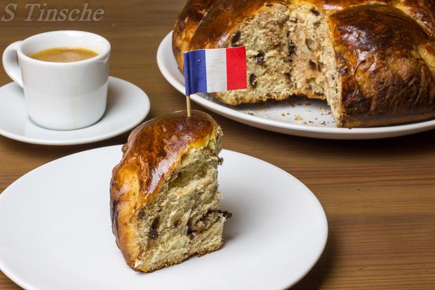 Französische Schoko-Brioche - Rezept - Bild Nr. 5311