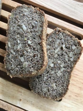 Glutenfreies Lieblingsbrot - Rezept - Bild Nr. 5312