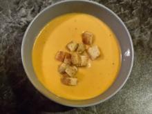 Süßkartoffelsuppe mit Ingwer - Rezept - Bild Nr. 5319