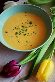 Rezept: Pastinaken-Karotten-Suppe