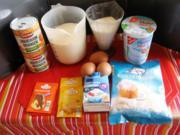 Mandarinen Kokos Kuchen - Rezept - Bild Nr. 5322