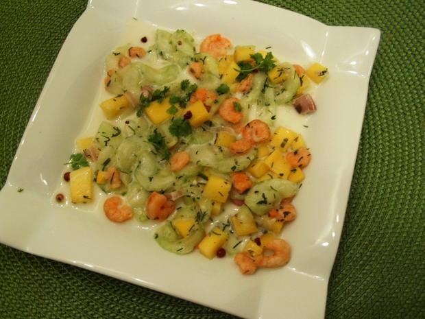 Gurkensalat - Rezept - Bild Nr. 5353