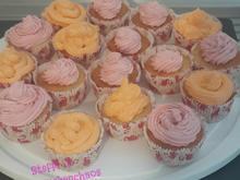 Zitronen-Cupcakes - Rezept - Bild Nr. 5352