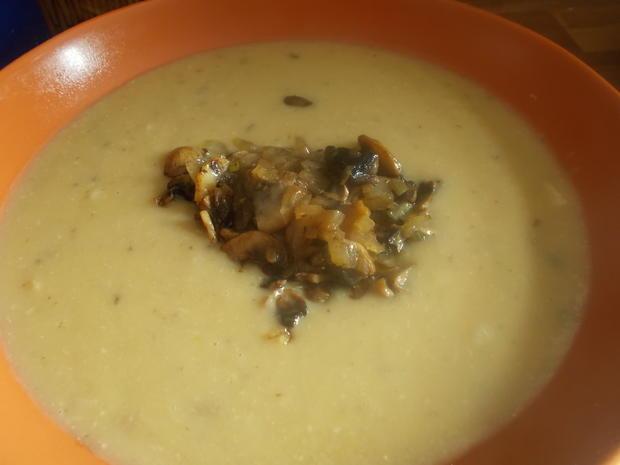 Suppe - Kartoffelsuppe mal anders - Rezept - Bild Nr. 5352