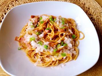 Rote Knoblauch-Spaghetti - Rezept - Bild Nr. 5396