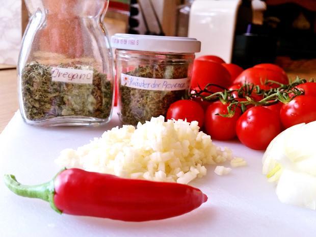 Tomatensuppe Mit Frischen Tomaten Rezept Kochbarde