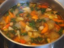 Tafelspitz Gemüsesuppe - Rezept - Bild Nr. 5396