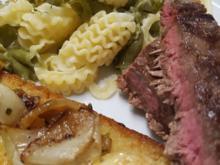 Fleisch / Rind  = Dry Aged Club Steak à la Biggi - Rezept - Bild Nr. 5420