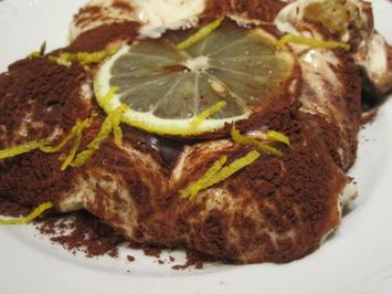 Dessert: Schnelles Zitronendessert a´la Tiramisu - Rezept - Bild Nr. 5416