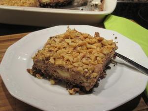 Dessert: Nussige Bananenschnitten - Rezept - Bild Nr. 5422