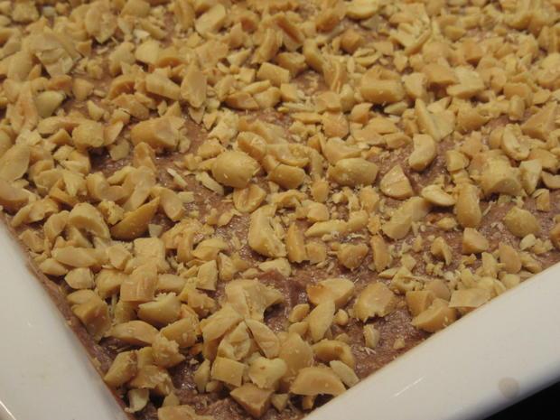 Dessert: Nussige Bananenschnitten - Rezept - Bild Nr. 5430