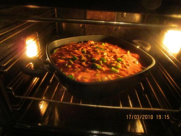 Gemüse-Tortelloni-Gratin - Rezept - Bild Nr. 5440