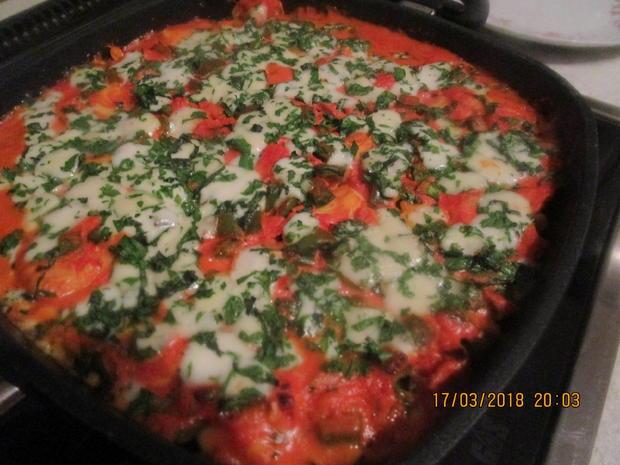 Gemüse-Tortelloni-Gratin - Rezept - Bild Nr. 5444