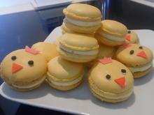 Limonen-Macarons - Rezept - Bild Nr. 5422