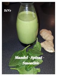 BiNe` S MANDEL - SPINAT - SMOOTHIE - Rezept - Bild Nr. 2