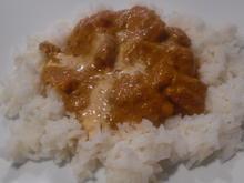 Butter Chicken (Murgh Makhani) im Basmati-Reis-Ring - Rezept - Bild Nr. 5426