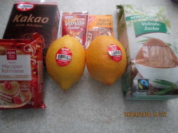 Muffins: Osterlämmchen - Rezept - Bild Nr. 5443